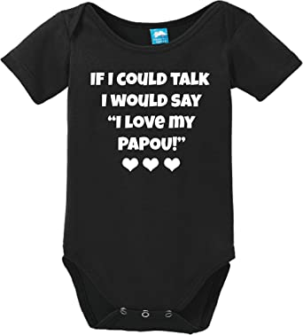 Baby Romper Not Talk to Me 100/% Cotton Long Sleeve Infant Bodysuit
