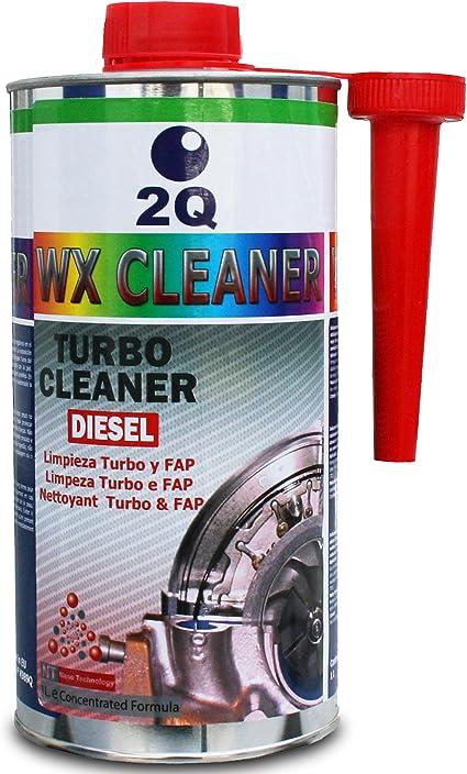 Reparacion Turbo Limpiar Diesel Wx 1l Amazon Es Coche Y Moto