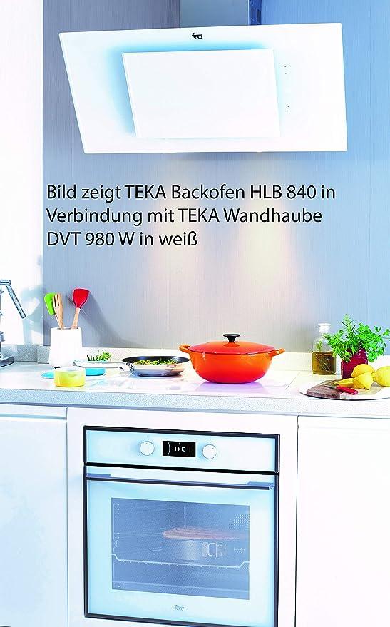 Teka WISH Maestro empotrable horno HLB 840 P BLANCO 41566011: Amazon.es: Grandes electrodomésticos