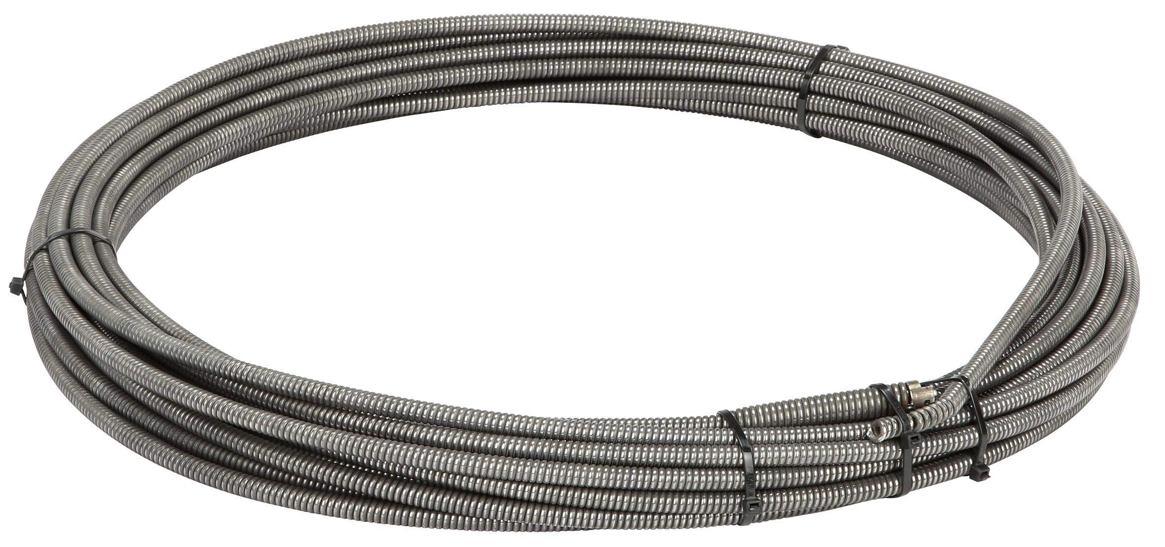 RIDGID 87582 C-32 Integral Wound (IW) Drain Cleaner Cable for Drum Machines such as K-400, K-400AF, and K-3800, 3/8-Inch x 75-Foot Drain Cleaning Cable for Drum Machines by Ridgid (Image #2)