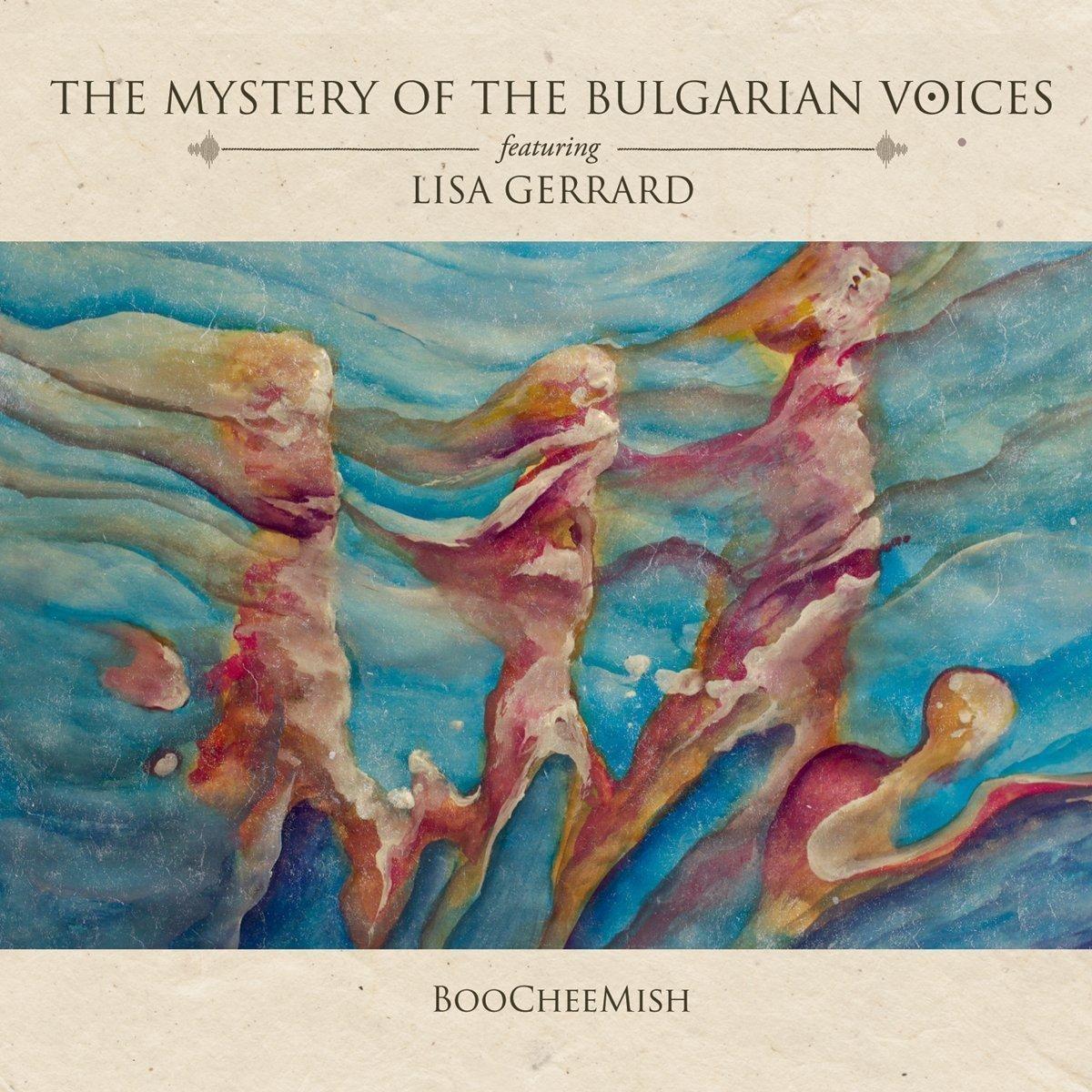 SACD : Mystery of the Bulgarian Voices Feat. Lisa Gerrard - Boocheemish (SACD)
