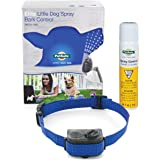 PetSafe Elite Little Dog Spray Bark Control for Small Dogs from 8 to 55lbs, Citronella Spray, Anti-Bark Device - PBC00…