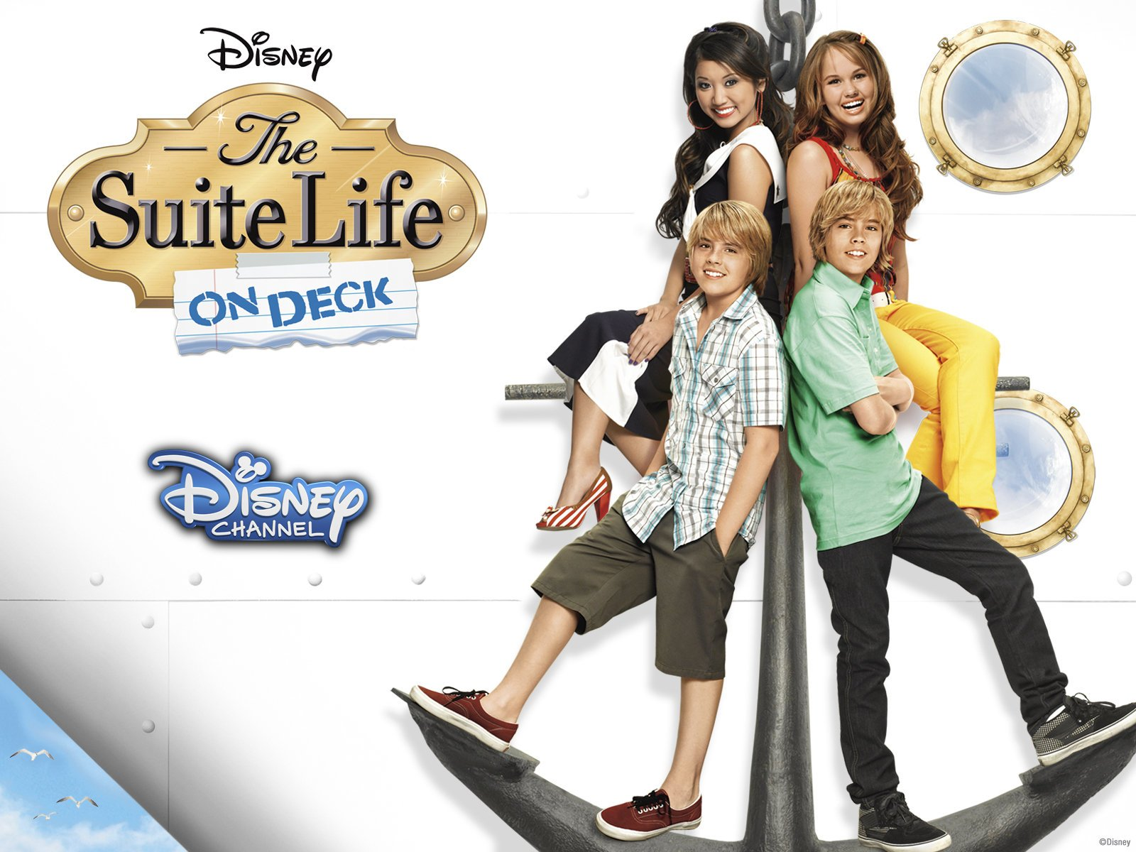 Watch The Suite Life On Deck Volume 1