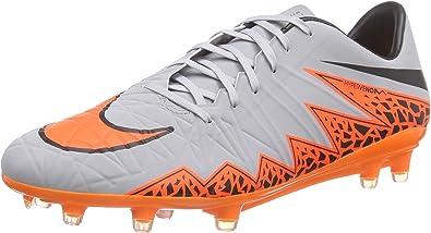 Nike Hypervenom Phatal II FG, Botas de fútbol para Hombre ...
