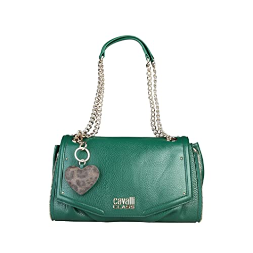 Borsa Cavalli Class C43PWCDY0012070 verde - donna - TU  Amazon.it  Scarpe e  borse 36497cc7667