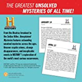 2020 History Channel Unexplained Mysteries Boxed