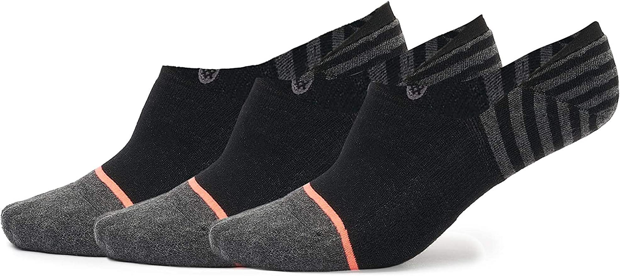 STANCE Womens Reign Check 3 Pack Socks