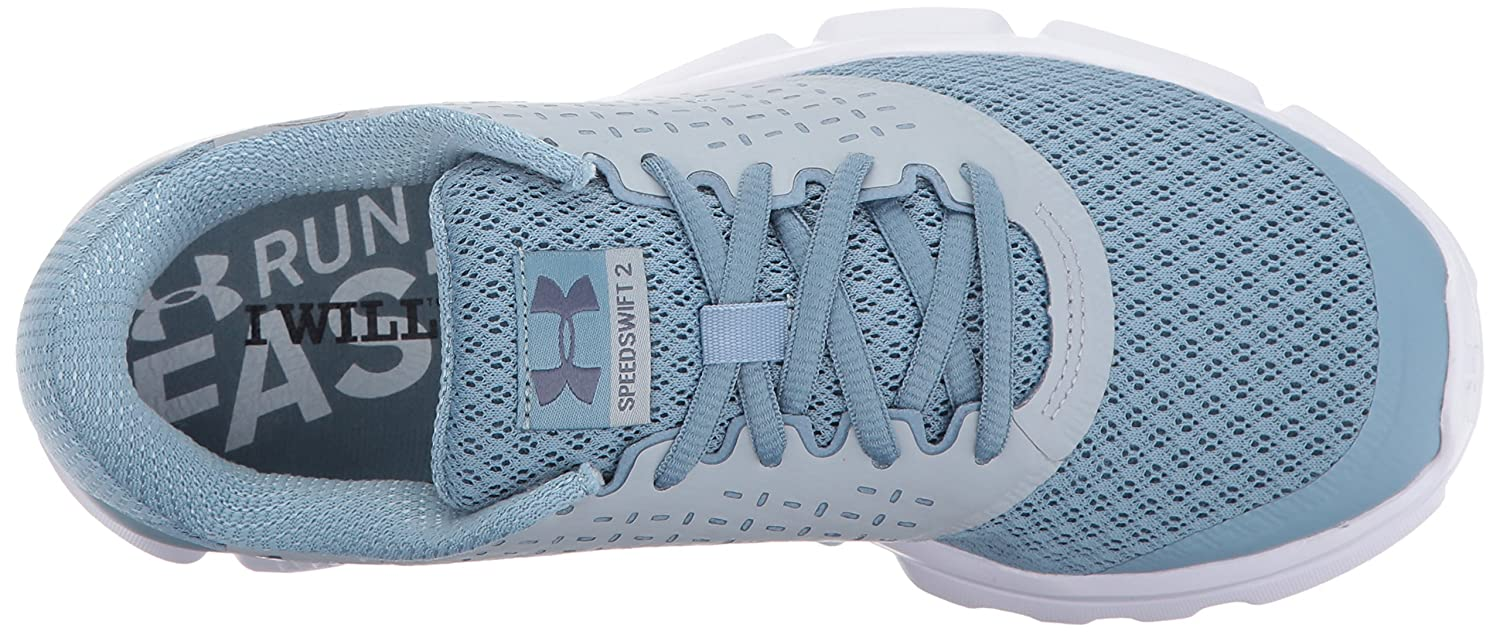 Under Armour Women's Speed Swift 2 M Running Shoe B01NBIZRC2 9 M 2 US|Solder (300)/Overcast Gray 5d600a