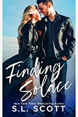 Finding Solace: A Small Town Second Chance Romance Kindle Edition