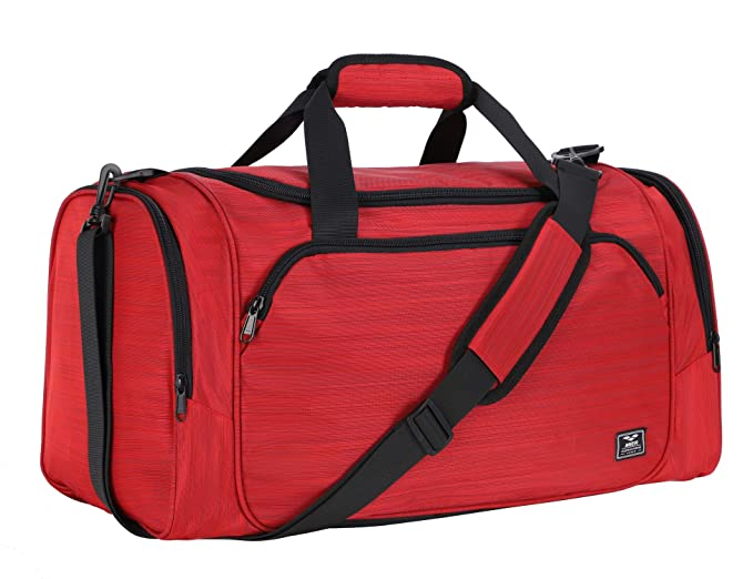 4d8162728c MIER 21 quot  Sports Gym Bag with Wet Pocket Travel Duffel Bag for Men and  Women