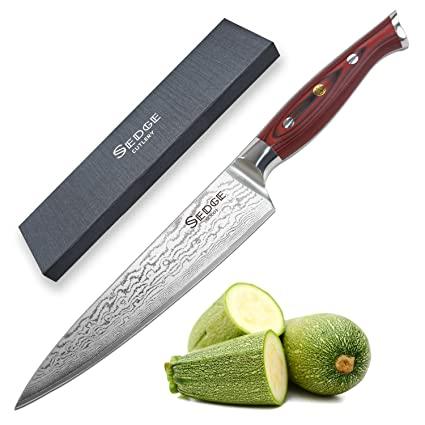 Cuchillo de Cocinero 20.32cm - SEDGE Cutlery SD Series ...