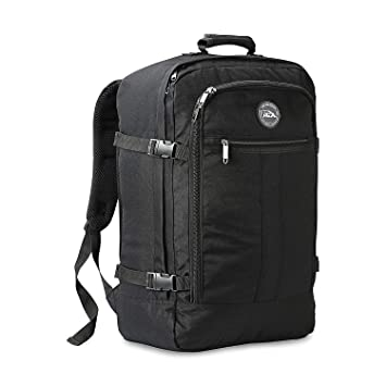 Cabin Max Backpack Flight Approved Carry On Bag Massive 44 litre Travel  Hand Luggage 55x40x20 cm 17649490da837