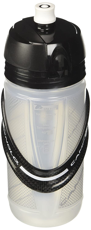 Campagnolo Trinkflasche 2653212600, schwarz, 10 x 10 x 15 cm, BC12-SRC