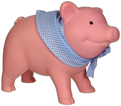 amazon com schylling rubber piggy bank toys games