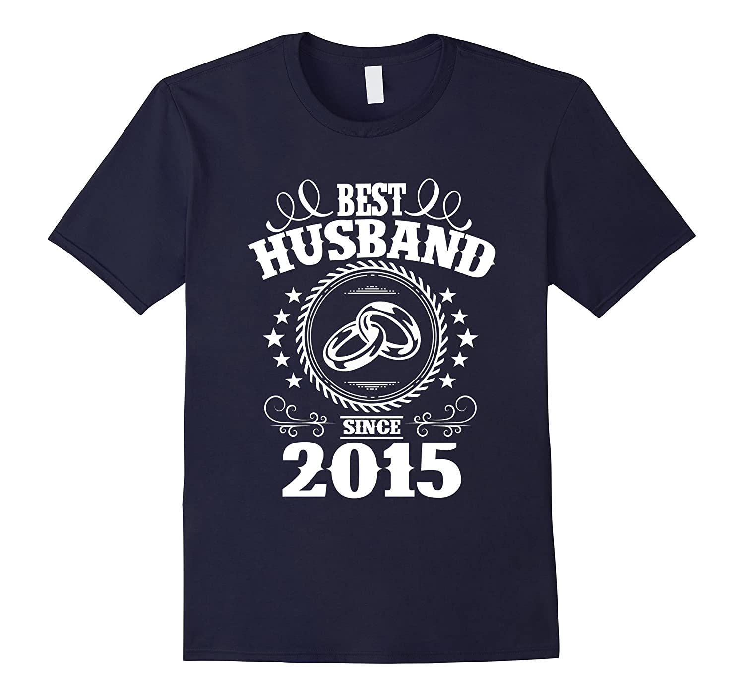 2nd Wedding Anniversary T-Shirts For Husband From Wife-TH