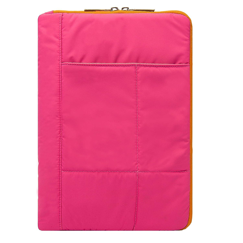 枕キルト風スリーブカバーfor Kocaso m1063 m1068 m1066 m1070 m1062タブレット 10.1 inch ピンク  ピンク B00G70J7TW