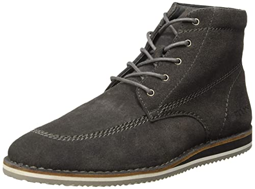 Buy Woodland Men's Grey Leather Boots-6 UK/India (40 EU) (W937018) at Amazon.in