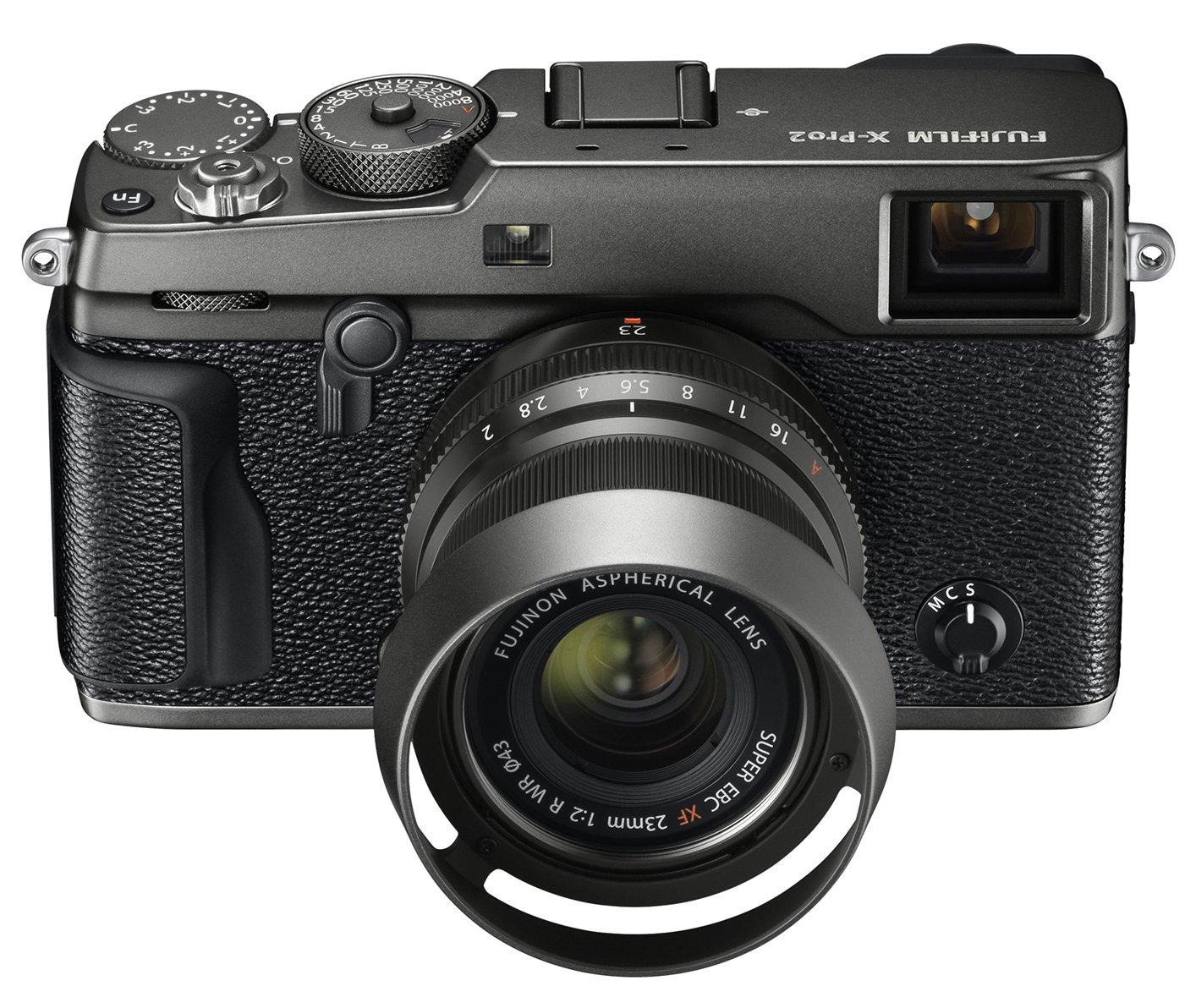 Fujifilm X Pro2 Mirrorless Digital Camera Xf23mmf2 R Xf 23mm F2 Wr Kit Graphite Photo