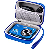 """Carrying & Protective Case for Digital Camera, AbergBest 21 Mega Pixels 2.7"""" LCD Rechargeable HD/ Kodak Pixpro/ Canon…"""
