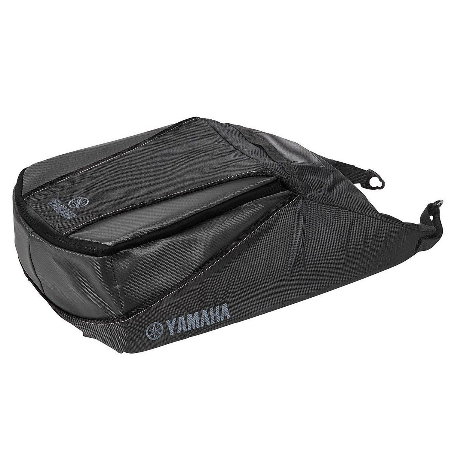 Yamaha Snowmobile New OEM Black Tunnel Gear Bag, Sidewinder, SMA-8LY63-00-BK