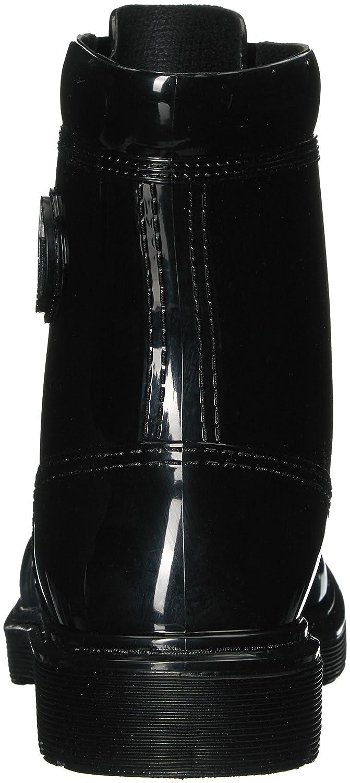 Armani Jeans Stivale Damen Stivale Jeans Combat Stiefel 2e3858