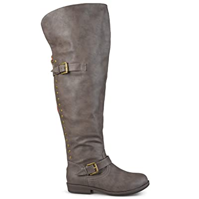 Brinley Co Women's Sugar Over The Knee Boot | Over-the-Knee