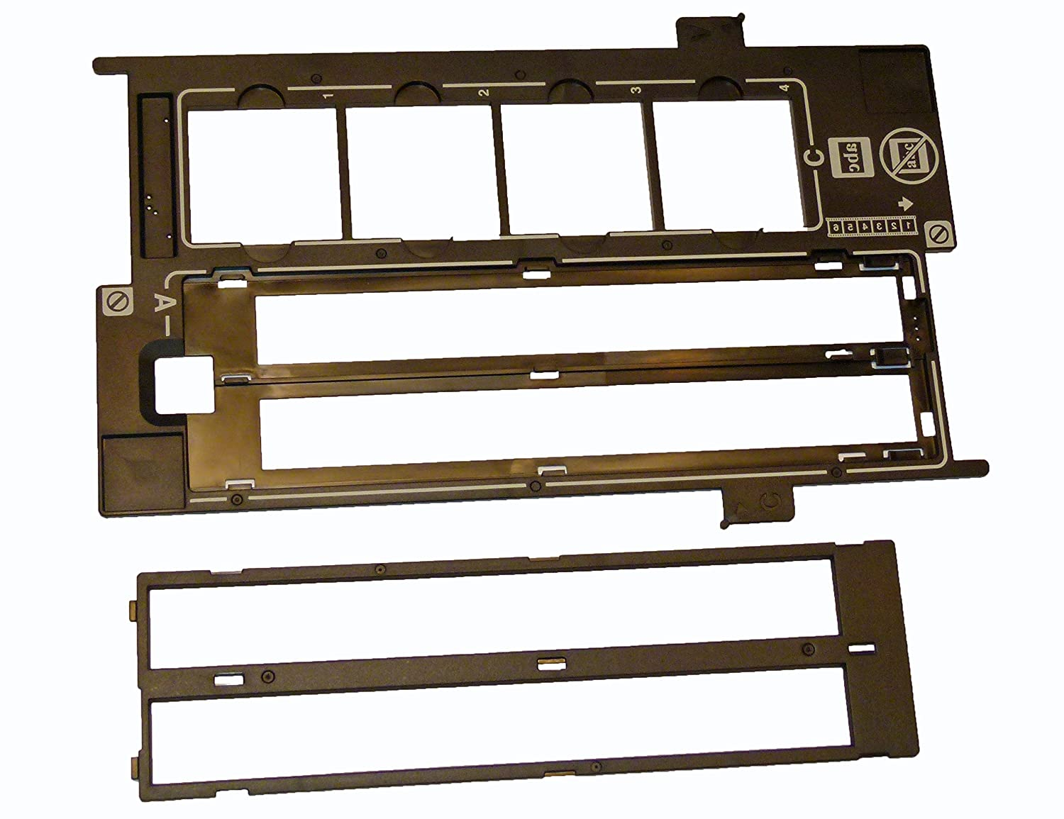 Epson Perfection V500 - Slide Holder & 35mm Film Holder Or Film Guide Negative Or Positive