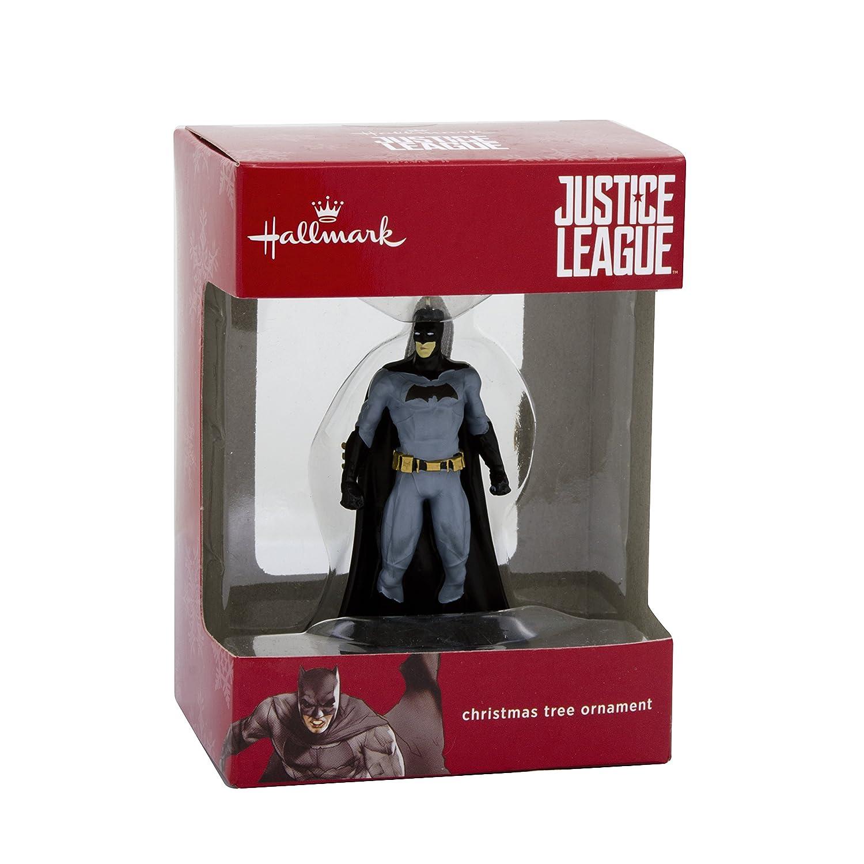 Amazon.com: Hallmark Christmas Ornament, DC Comics Justice League ...