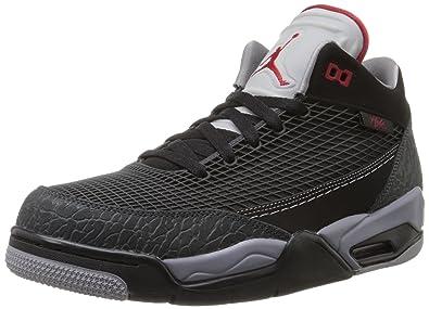 ddf34962fef3d9 Jordan Nike Air Flight Club 80 s Mens Basketball Shoes 599583-003 Black 13  ...