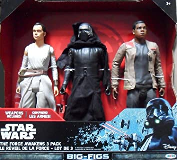 REDUCED Star Wars 18inch Big Finn Figure Blaster Included