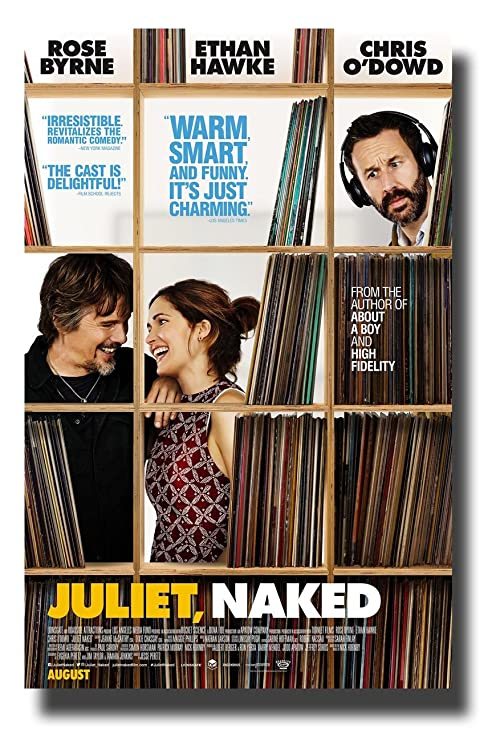 Image result for juliet naked movie poster