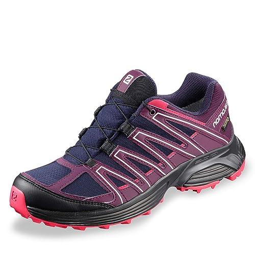 Dark Y Gtx es W Amazon Purple Asama Evening Morado Xt Salomon Mujer 40 Azul Zapatilla Blue Complementos Mujer Zapatos wqxfpt0ZZT