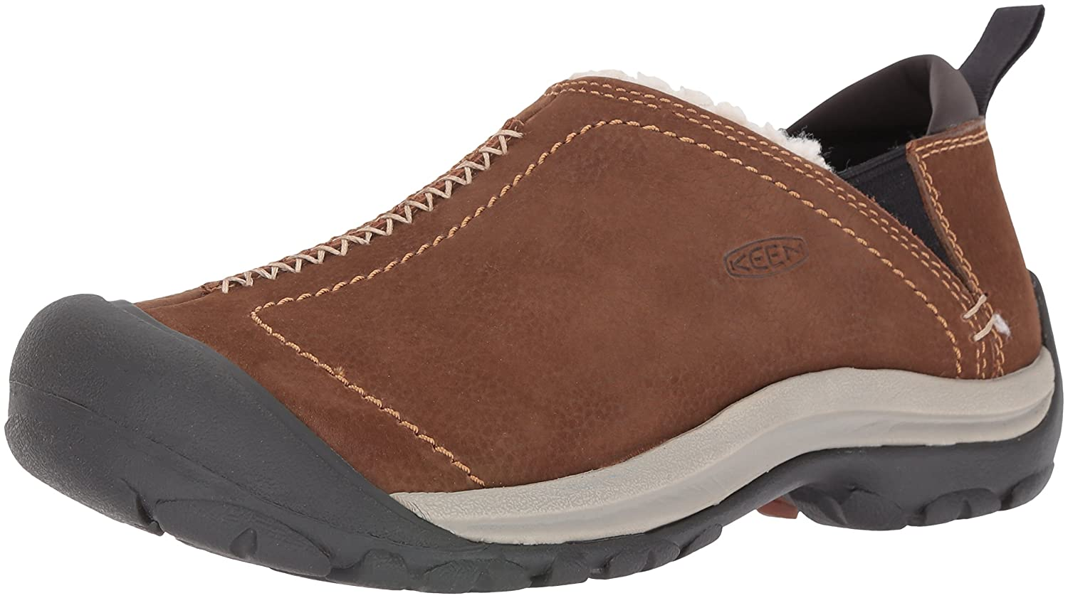 KEEN Women's Kaci Winter Waterproof Shoe B019FCYAYK 5 B(M) US|Oatmeal