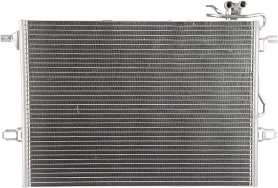 NEW AC Condenser 4690 For Mercedes CLK430 CLK55 4.3 5.5 2.2 2.8 5.0 SHIPS TODAY