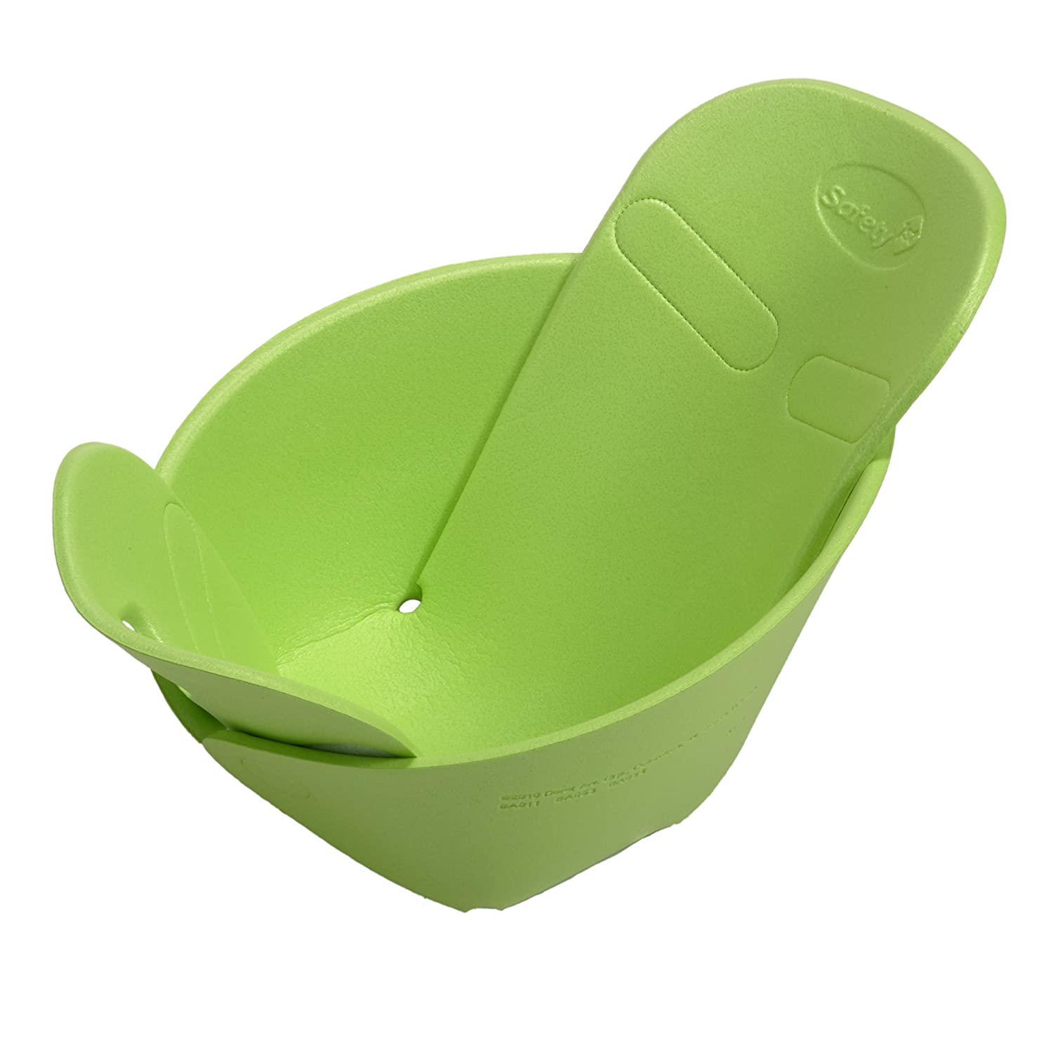 Amazon.com: Safety 1st Sink Snuggler Baby Bather, Green: Baby