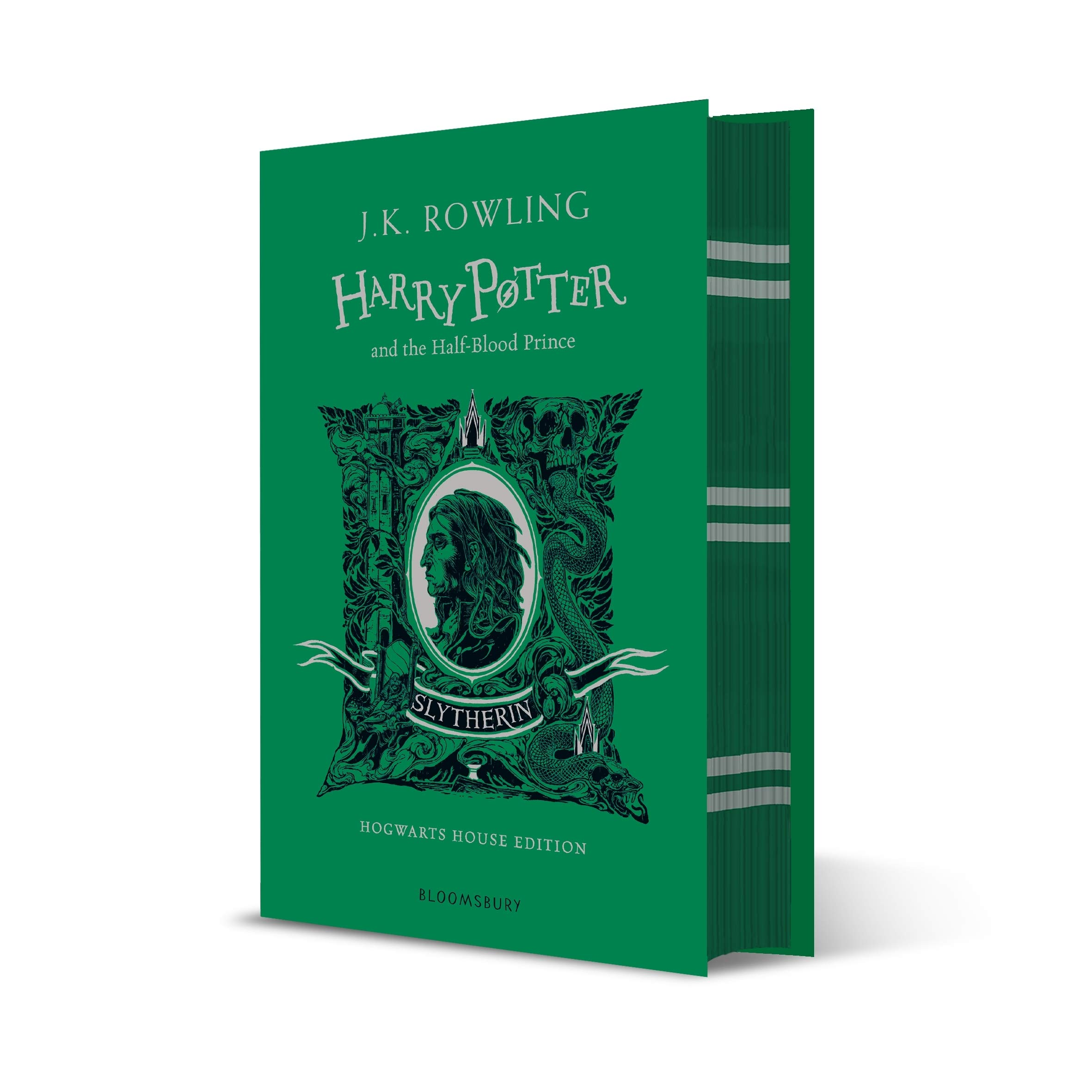 Harry Potter and the Half-Blood Prince - Slytherin Edition (relie)