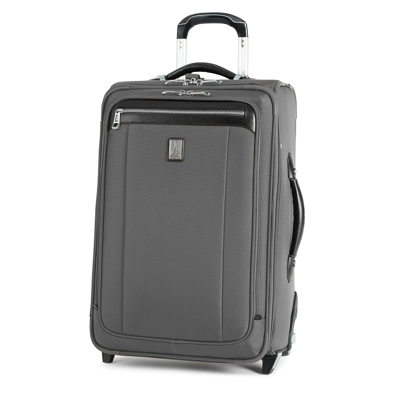 Travelpro Platinum Magna 2 Carry-On Expandable Rollaboard Suiter Suitcase, 22-in., Charcoal Grey