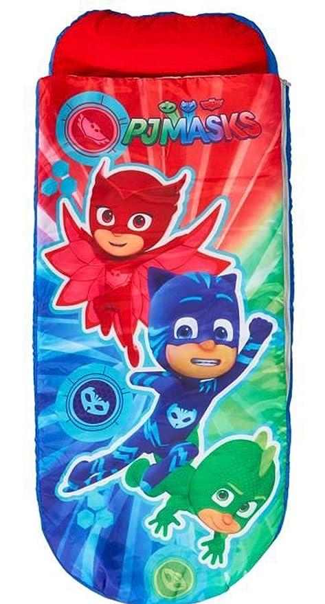Cama hinchable para niños, diseño PJ Masks - Dim: H20 x L62 ...