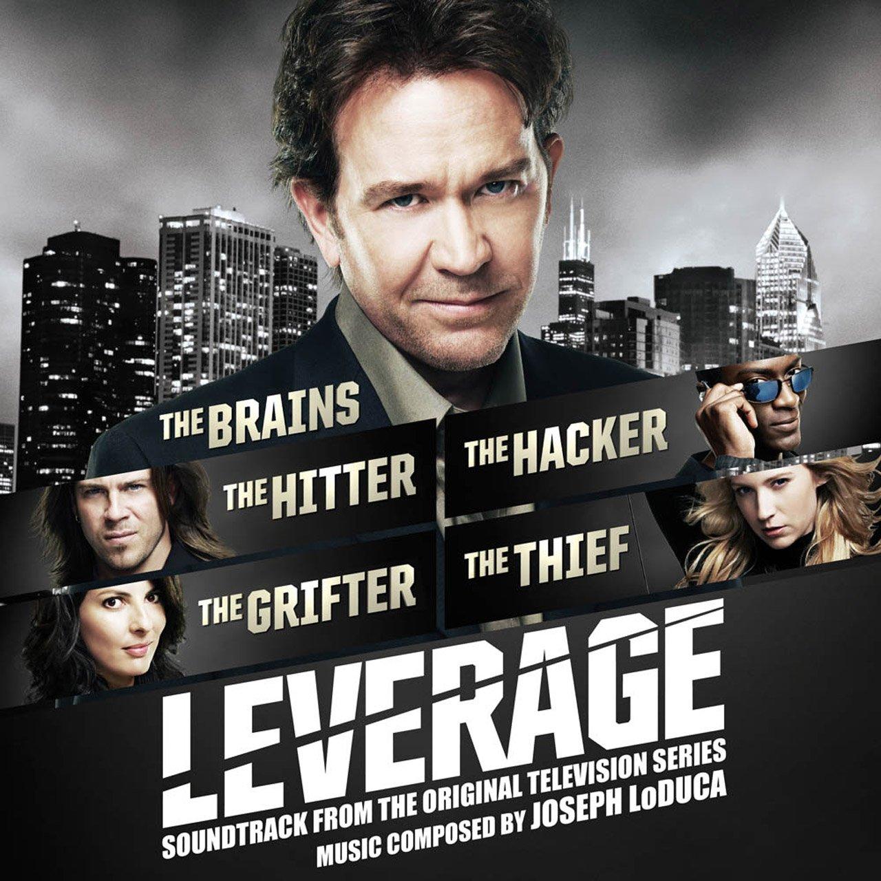 Joseph LoDuca - Leverage - Amazon.com Music