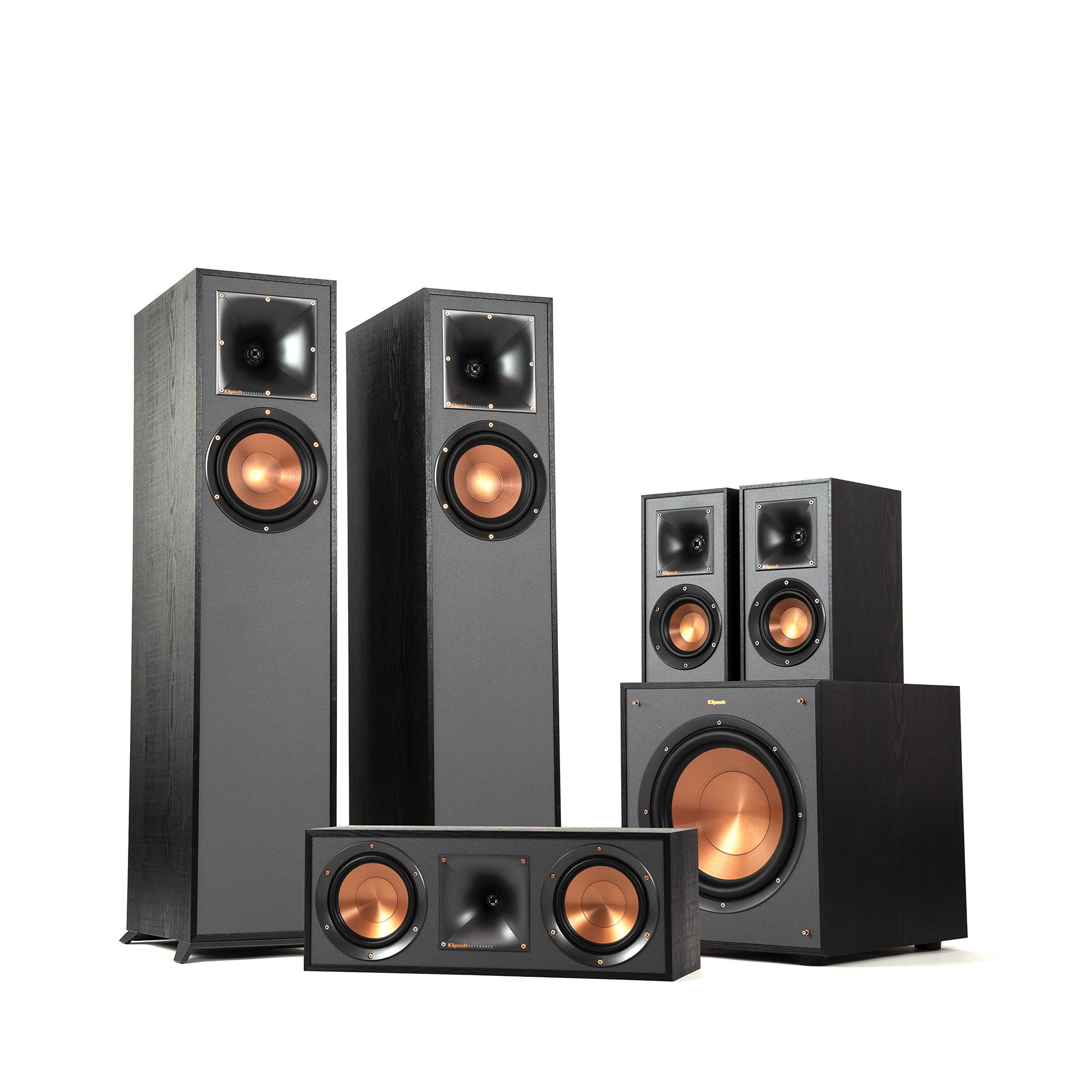Klipsch R-610F 5.1 Home Theater System