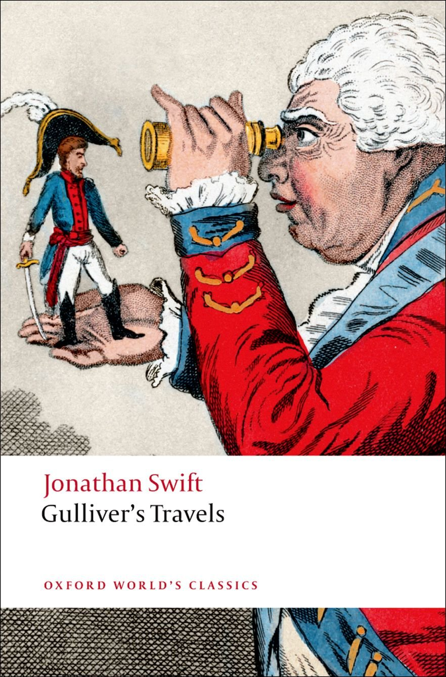 Gulliver's Travels (Oxford World's Classics) (Inglés) Tapa blanda – 12 jun 2008 Jonathan Swift S.A. 0199536848 Fantasy fiction