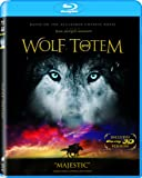 Wolf Totem (3D Blu-ray + Blu-ray)