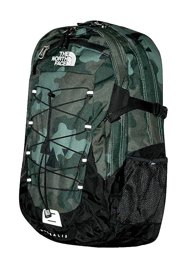 6cc2e7e4e6 Amazon.com  The North Face Men Classic Borealis Backpack Student School Bag  OLIVE CAMO  Computers   Accessories