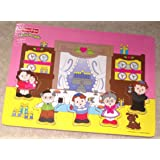 Fisher Price Little People Hanukkah Wooden Puzzle