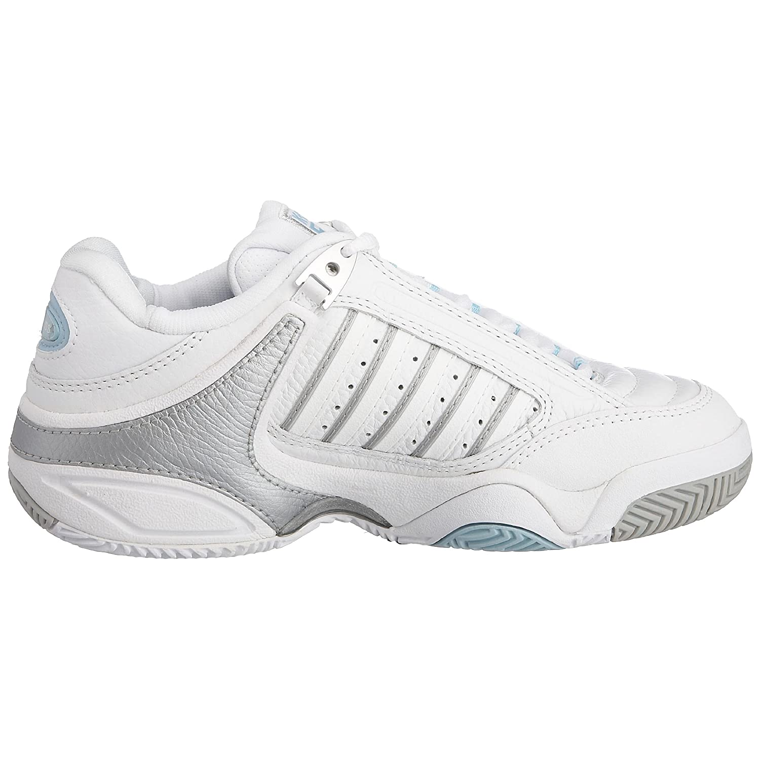 K-Swiss Defier RS Womens Tennis Shoes, White, US8