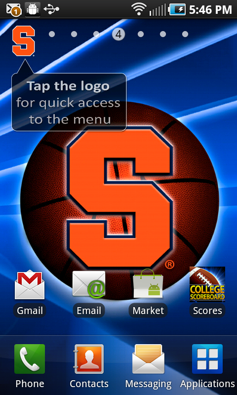 Amazon Syracuse Orange Revolving Wallpaper Appstore For Android