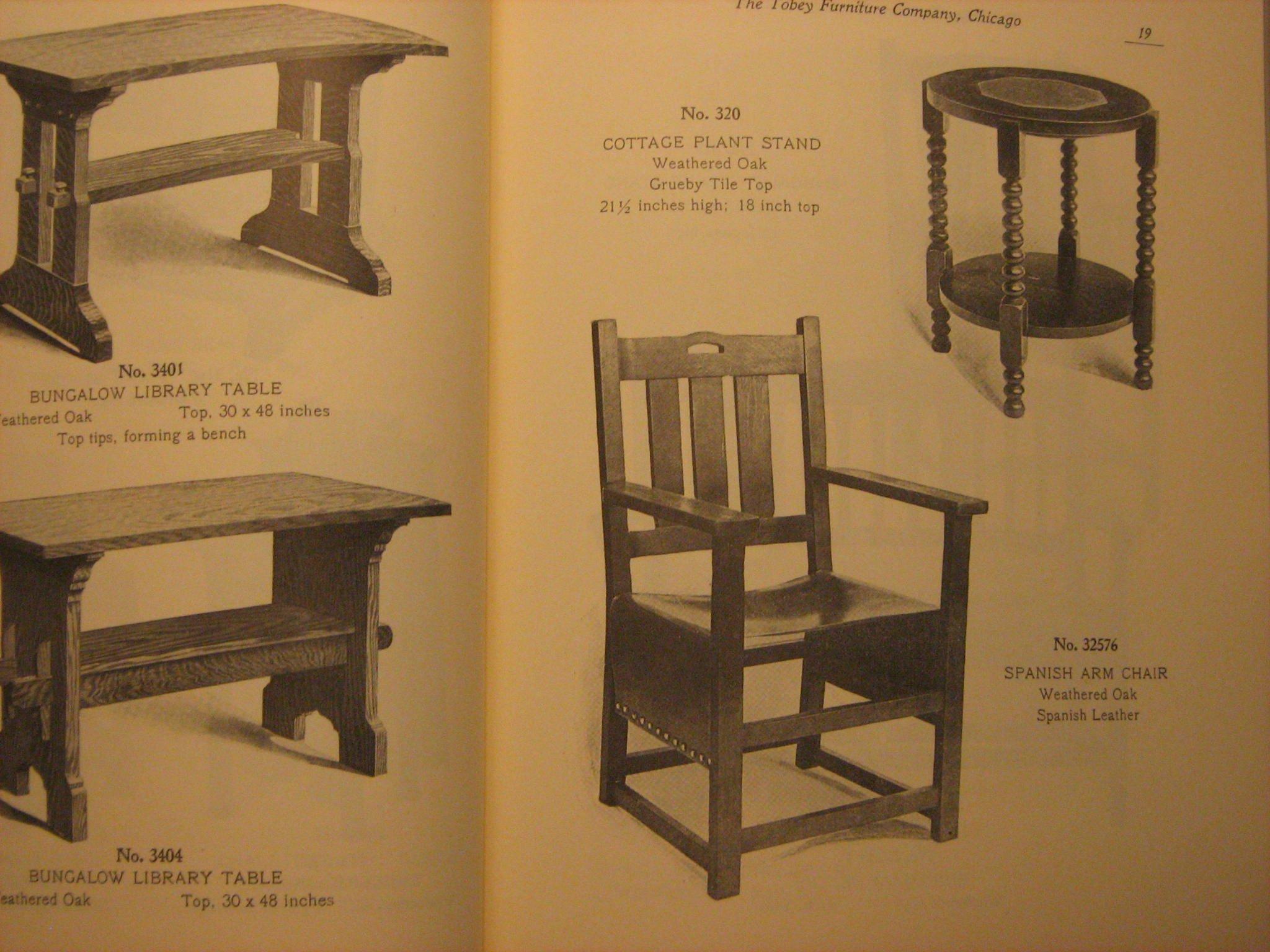 Surprising The Tobey Furniture Company Chicago Illinois Gustav Lamtechconsult Wood Chair Design Ideas Lamtechconsultcom