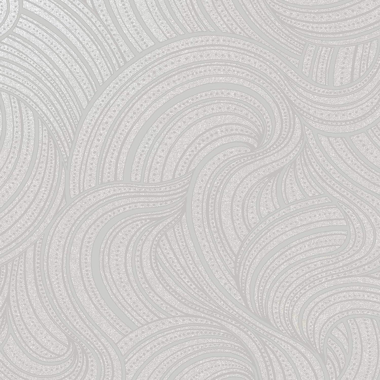 Holden Decor Aurora Grey 65720 Wallpaper