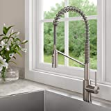 Kraus KPF-2631SFS Oletto Kitchen Faucet, 21.75 inch, KPF-2631 Spot Free Stainless Steel