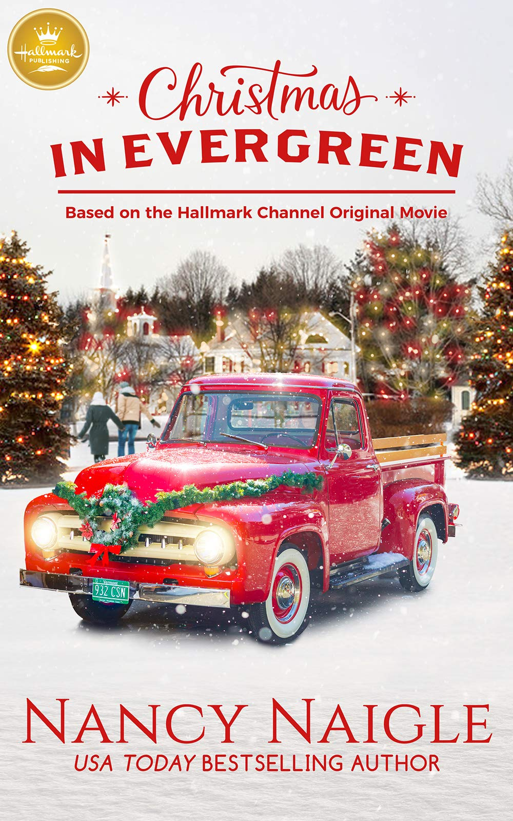 Amazon.com: Christmas In Evergreen: Based on the Hallmark Channel ...